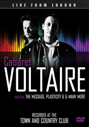 Cabaret Voltaire Live in London DVD
