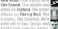 Tender Bruises and Scars ? The factory and Cherry Red Records Recordings 1980-1983