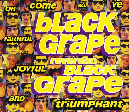 Reverend Black Grape
