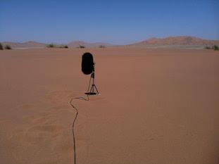 Chris Watson - Namib
