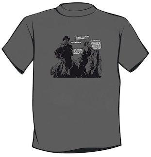 The Drifting Cowboys Durutti Column T-Shirt