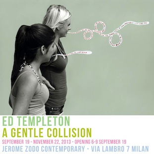 Ed Templeton: A Gentle Collision