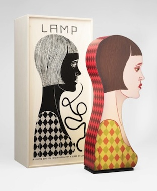 Ed Templeton: Lamp