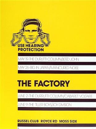 FAC 1 poster