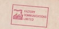 Factory Communications Limited postal frank