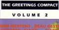 The Greetings Compact Volume 2 [MASO CD 90014]