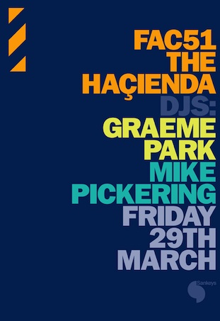 Hacienda Good Friday at Sankeys