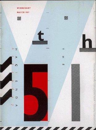 FAC 51 The Haçienda 5th Birthday