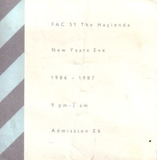 FAC 51 The Hacienda New Year's Eve 1986-1987