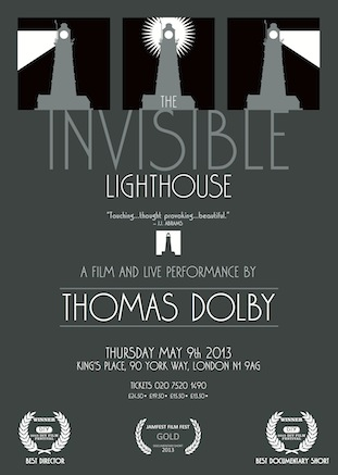 Thomas Dolby - The Invisible Lighthouse - Kings Place, London, 9 May 2013