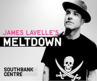 James Lavelle's Meltdown with ESG, 23 Skidoo & Jeremy Deller's Acid Brass