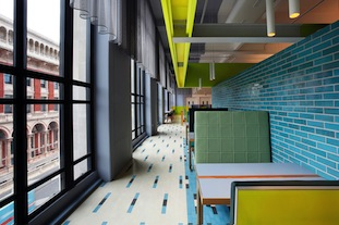 Media Space, London - Ben Kelly Design