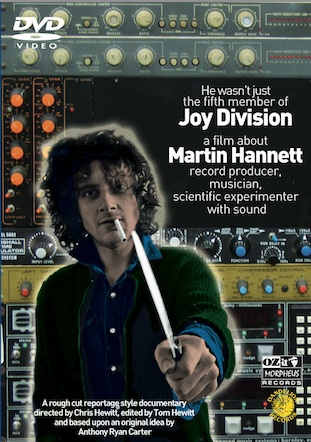 He wasn't just the 5th member of Joy Division - Martin Hannett