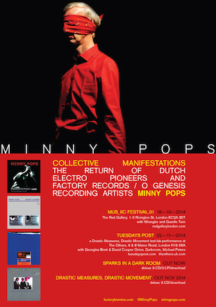 Minny Pops - Collective Manifestations