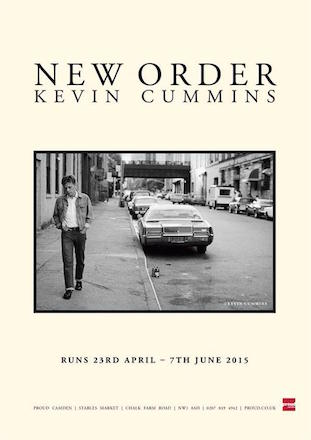 New Order - Kevin Cummins @ Proud Camden