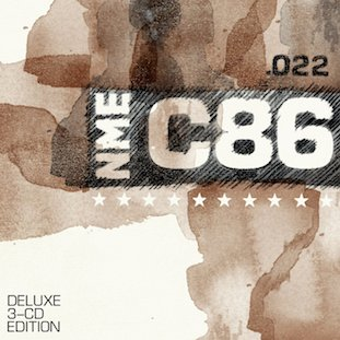 NME C86 compilation 3CD edition