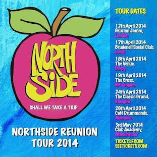 Northside Reunion Tour 2014