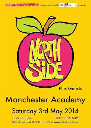 Northside live @ Manchester Academy