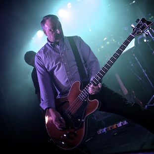Peter Hook and The Light Live @ Manchester Cathedral 18 January 2013 by Craige Barker