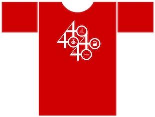 Praxis XL T-Shirts via Vinyl Revival