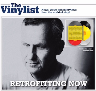 Retrofitting Now - The Vinylist with Section 25