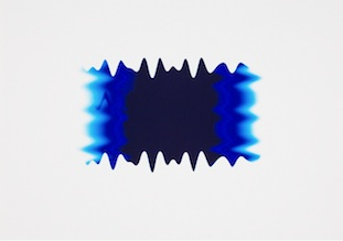 Peter Saville - New Wave Blue I