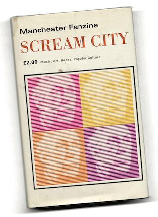 Scream City 2; Anthony Blunt cover test 1.1