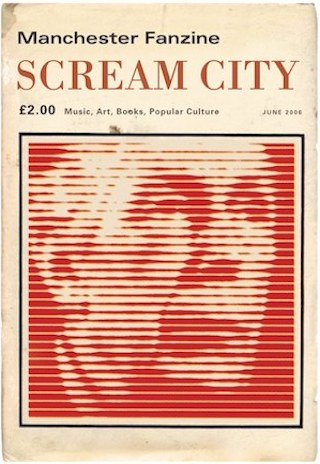 Scream City 2; final front cover