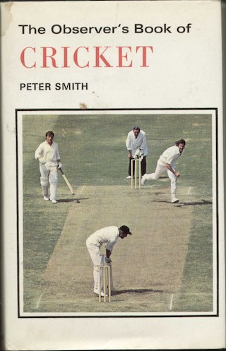 Scream City 2; Observer's Cricket source material for front cover