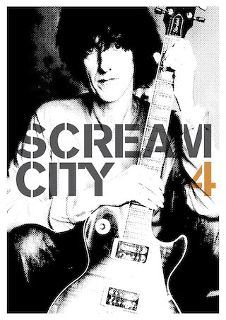 Scream City 4; 1st cover test