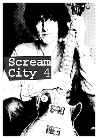 Scream City 4; 2nd cover test
