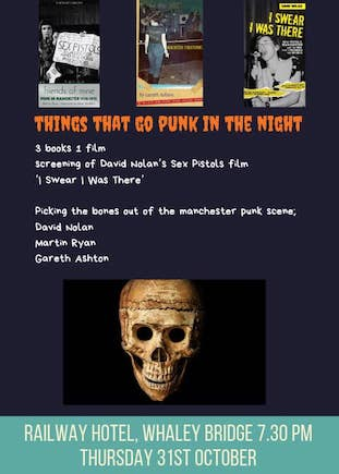 Things That Go Punk In The Night @ The Railway, Whaley Bridge
