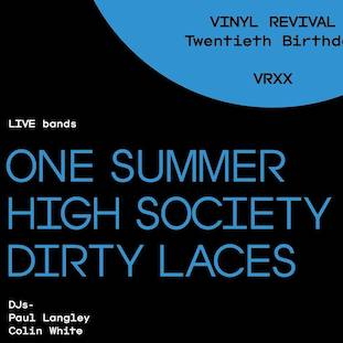 Vinyl Revival 20th Anniversary Party