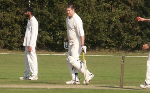 Dodgers v Buckhurst Hill 5 September 2004 - John Cooper