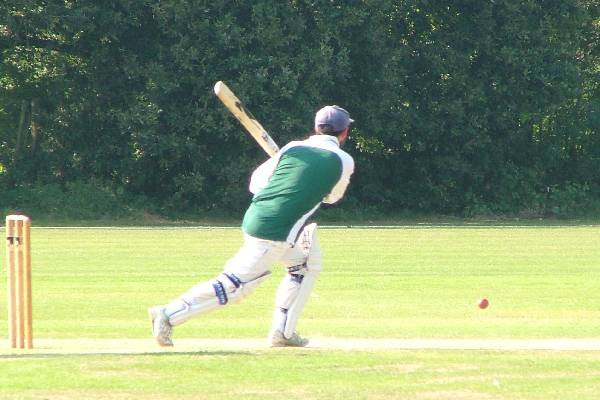 Dodgers v Buckhurst Hill 5 September 2004 - Kim 'The Cat' Matthews