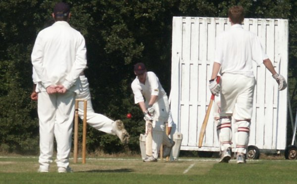 Dodgers v Buckhurst Hill 5 September 2004 - Phil McBarron