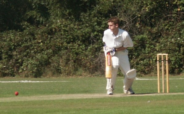 Dodgers v Buckhurst Hill 5 September 2004 - Matt Taylor