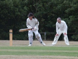 Buckhurst Hill v Dodgers 7 September 2003