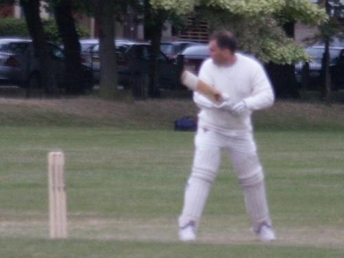 Dodgers Cricket Club v Dealers 12 June 2005