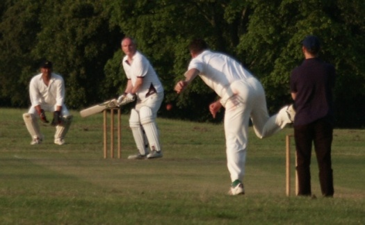 Dodgers v St Andrews, Addington Park, Sunday 6 June 2004 - Andrew Crawford (again)