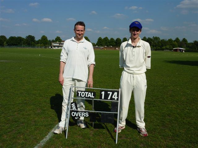 Dodgers Cricket Club v Weasels 02.06.10