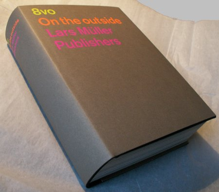 8vo: On The Outside; book detail