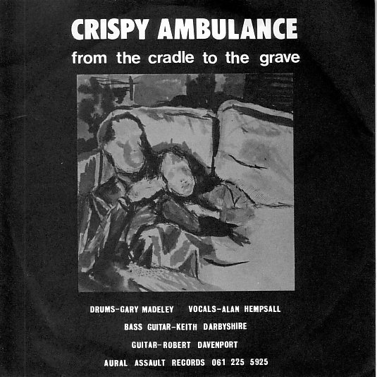 AAR 001 - From The Cradle To The Grave; front cover detail