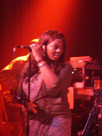 A Certain Ratio  live at The Band On The Wall, 3 April 2004 - Denise Johnson on vocals