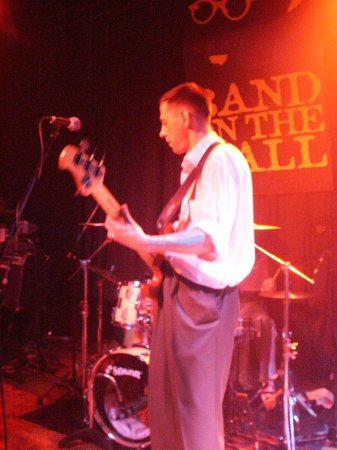 A Certain Ratio  live at The Band On The Wall, 3 April 2004 - Jez Kerr