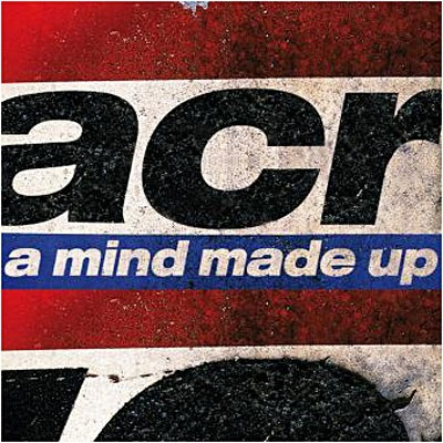 Mind Made Up  [front cover detail]