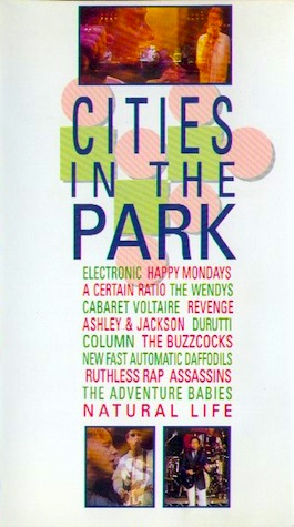 Cities In The Park video