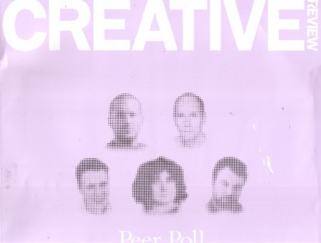 Creative Review October 2004 - Mark Farrow