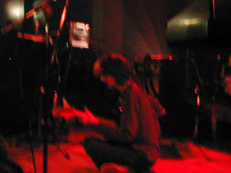 The Durutti Column live at Shrewsbury Buttermarket, 6 May 2004