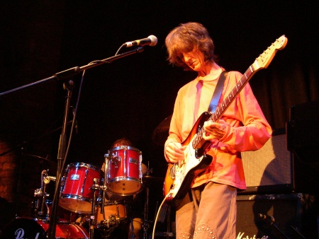 The Durutti Column live at Manchester Academy, 13 December 2003